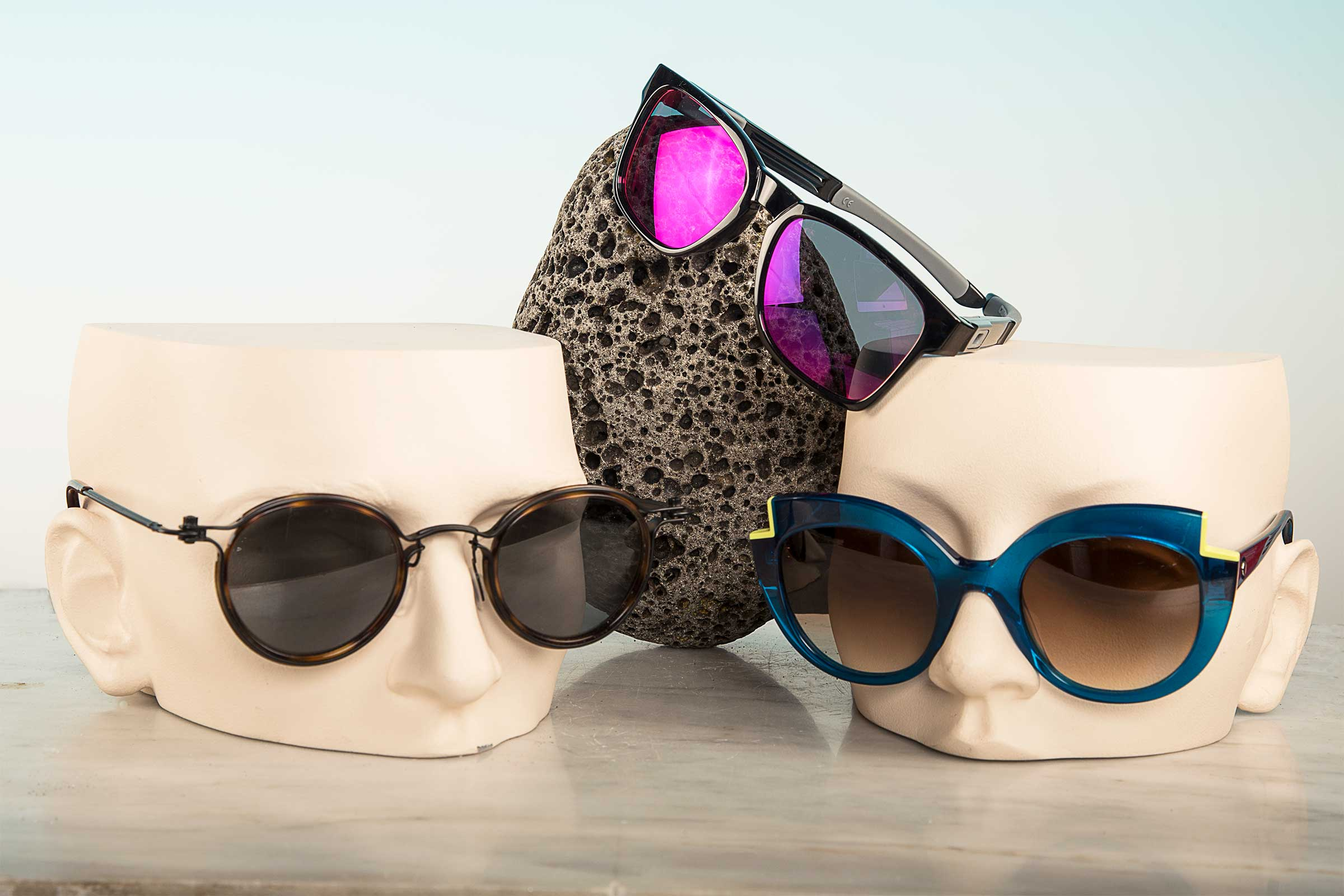 On-Trend Eyewear: Fashion Statement or UV Damage?